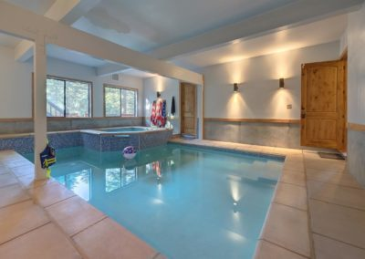 2nd Level - Indoor Heated Pool